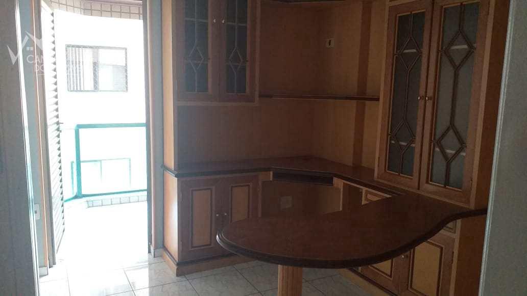Apartamento com 3 dorms, Canto do Forte, Praia Grande - R$ 750 mil, Cod: 555
