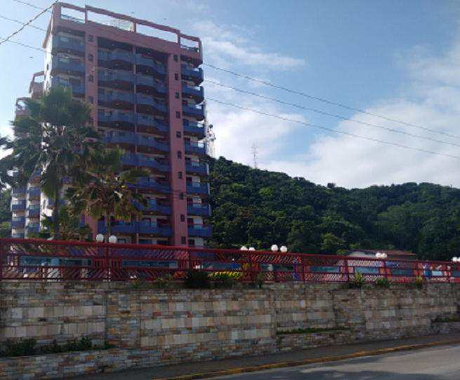 Apartamento à Beira Mar na Praia Dos Sonhos em Itanhaém