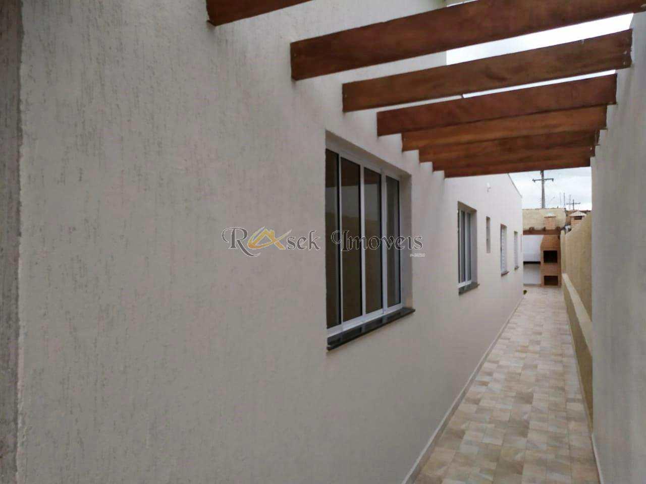 Belíssima casa nova lado praia em Itanhaém -  Cod: 12