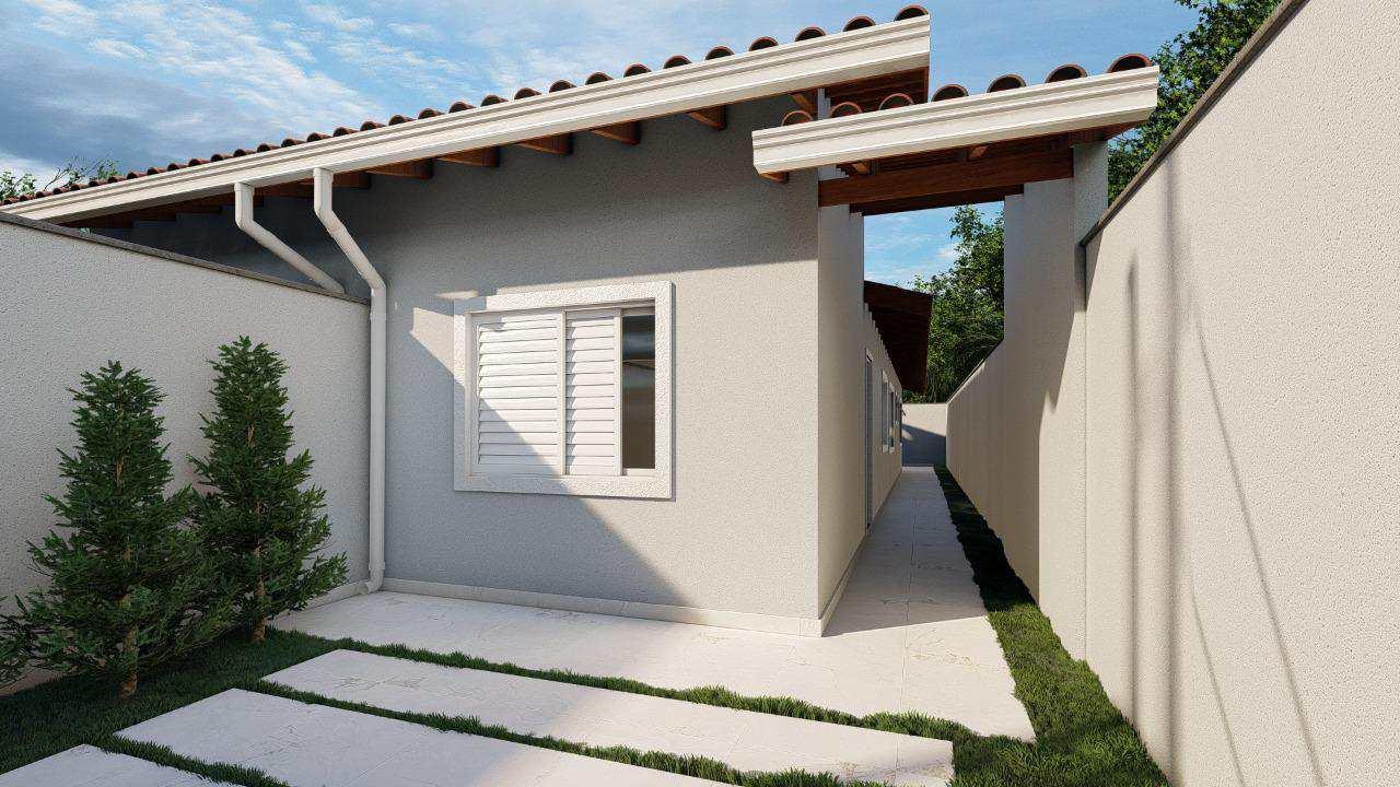 Casa com 3 dorms, Jardim Magalhães, Itanhaém - R$ 230 mil, Cod: 26