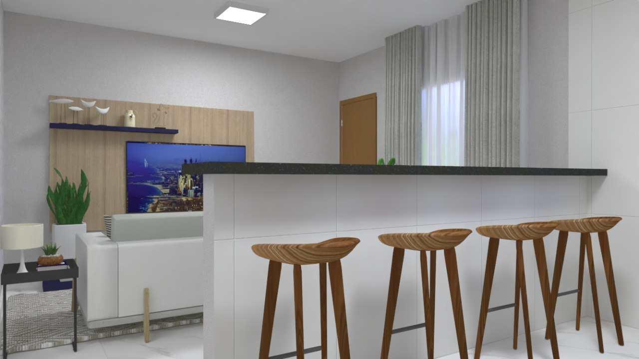 Casa com 2 dorms, Campos Elíseos, Itanhaém -R$ 240 mil, Cod: 60