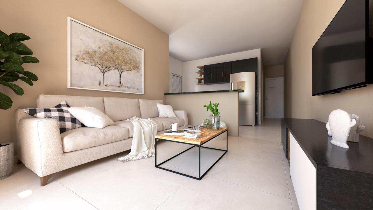 Casa com 2 dorms, Suarão lado Praia - Cod: 64