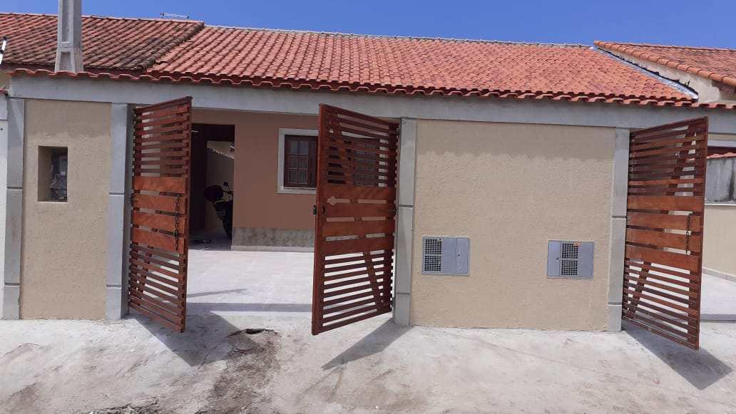 Casa com 2 dorms, Suarão, Itanhaém - R$ 180 mil, Cod: 106