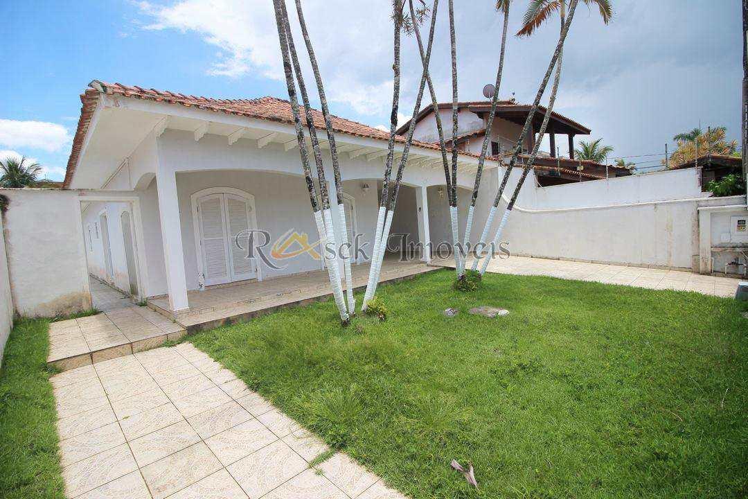 Casa com 4 dorms, Cibratel II, Itanhaém - R$ 450 mil, Cod: 147