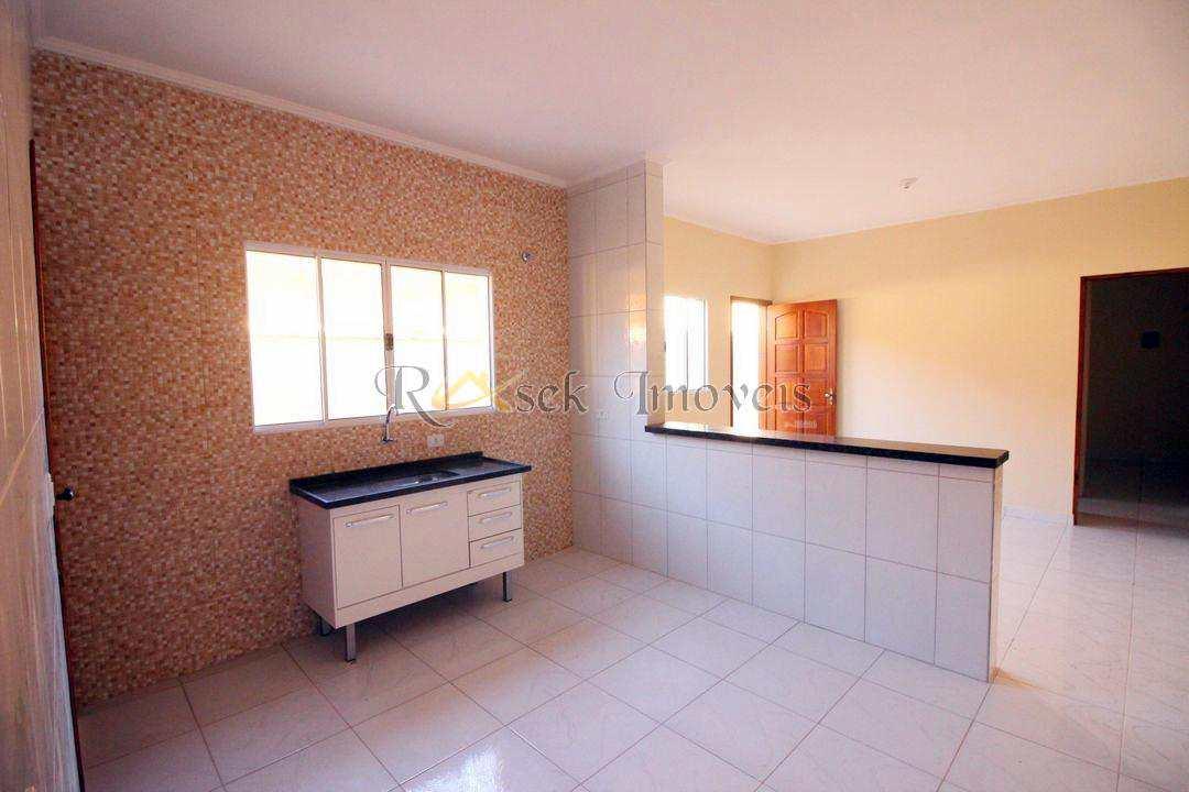 Casa com 2 dorms, Flórida Mirim, Mongaguá - Cod: 179