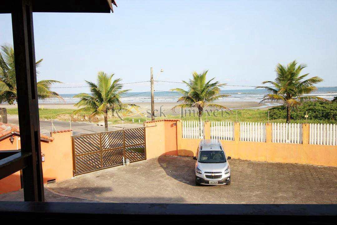 Sobrado frente ao mar em Itanhaém - Cod: 248
