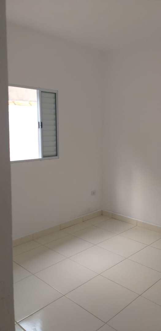 Casa com 2 dorms, Jussara, Mongaguá - Cod: 273