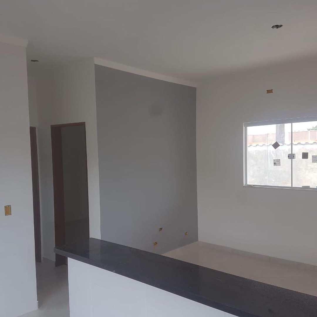 Casa com 2 dorms, Cibratel II, Itanhaém - R$ 260 mil, Cod: 319