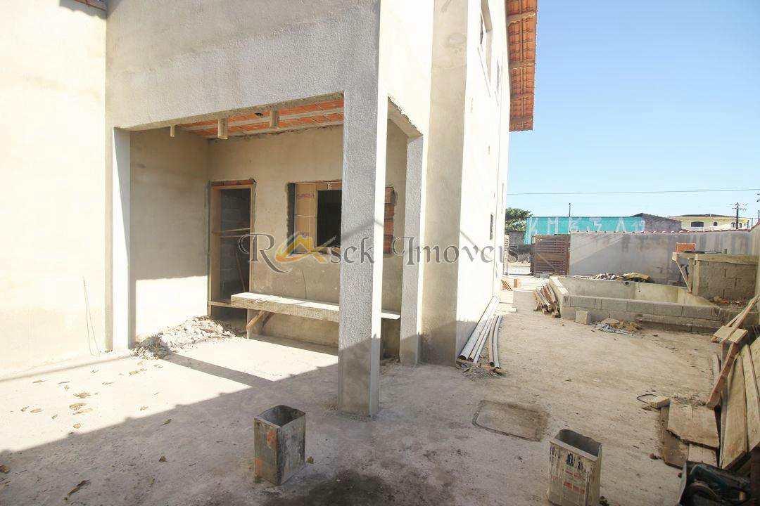 Sobrado com 2 dorms, Balneário Campos Elíseos, Itanhaém - R$ 349 mil, Cod: 432