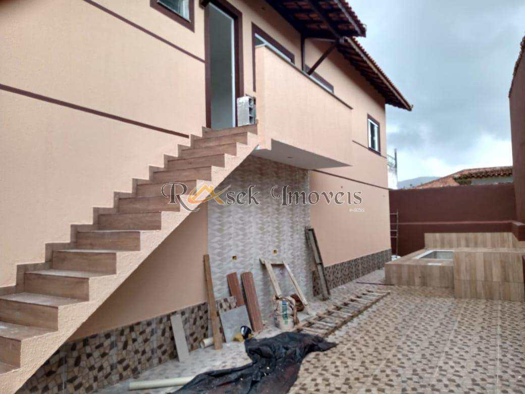 Casa com 2 dorms, Jardim Suarão, Itanhaém - R$ 300 mil, Cod: 473