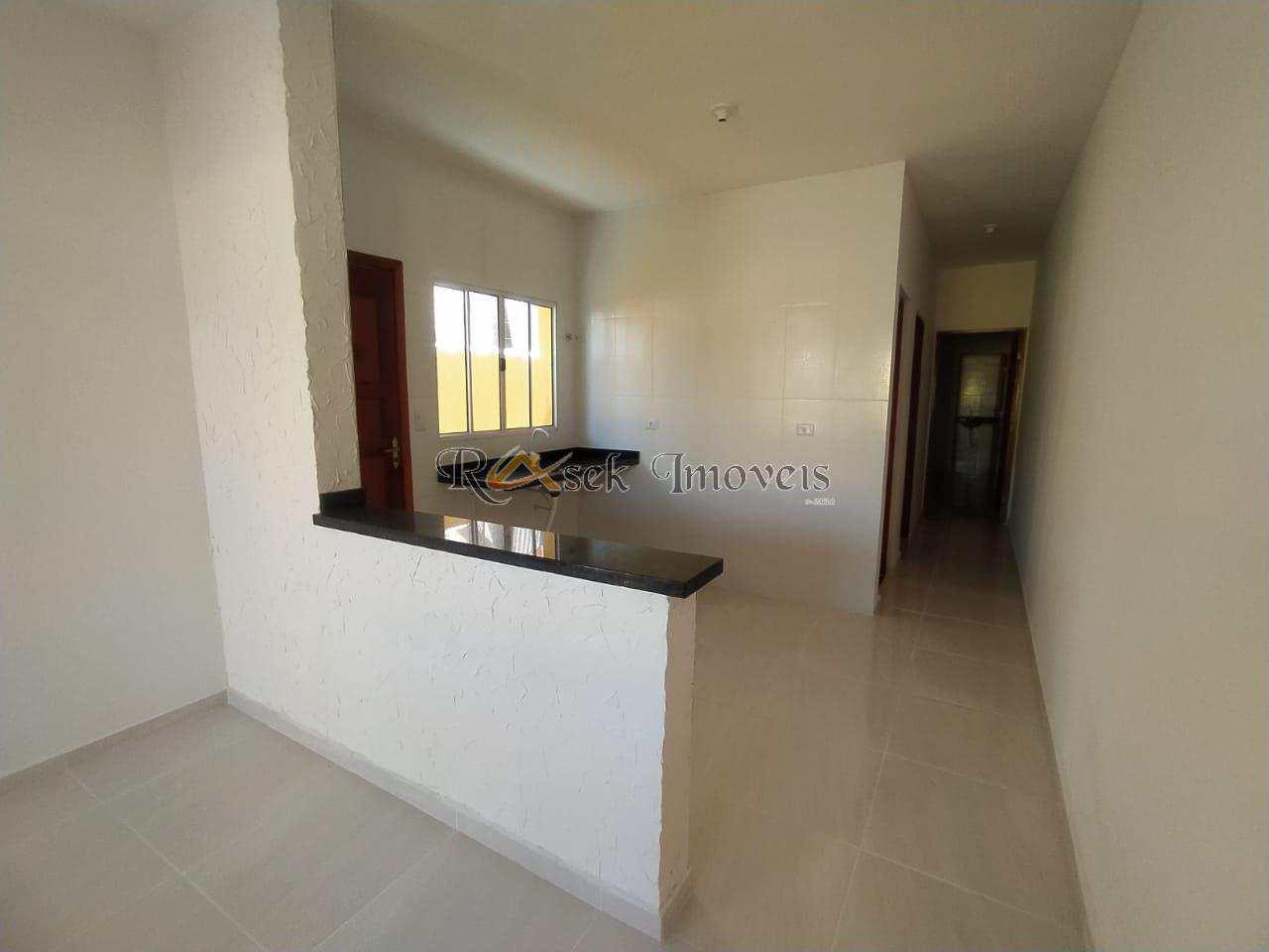 Casa com 2 dorms, Nossa Senhora do Sion, Itanhaém - R$ 230 mil, Cod: 476