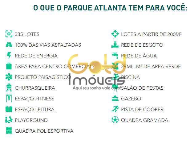 Pq Atlanta informações