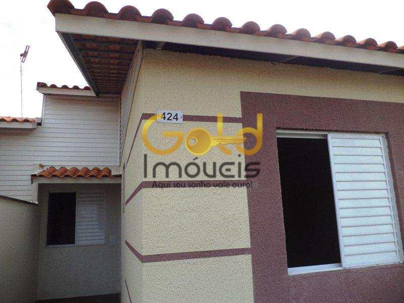Casa de 2 dorms no Moradas 2 - Jardim Ipanema