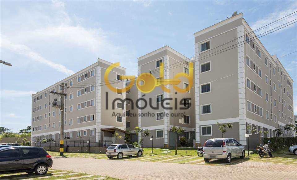 Apartamento com 2 dorms, Distrito Industrial Miguel Abdelnur, São Carlos, Cod: 308
