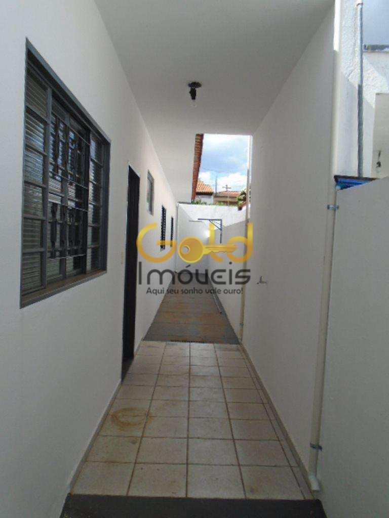 Casa com 2 dorms, Portal do Sol, São Carlos, Cod: 327