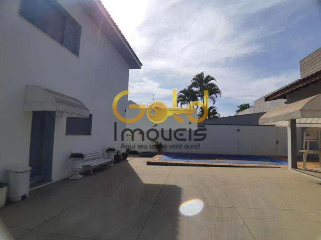 Casa com 4 dorms, Parque Sabará, São Carlos, Cod: 343