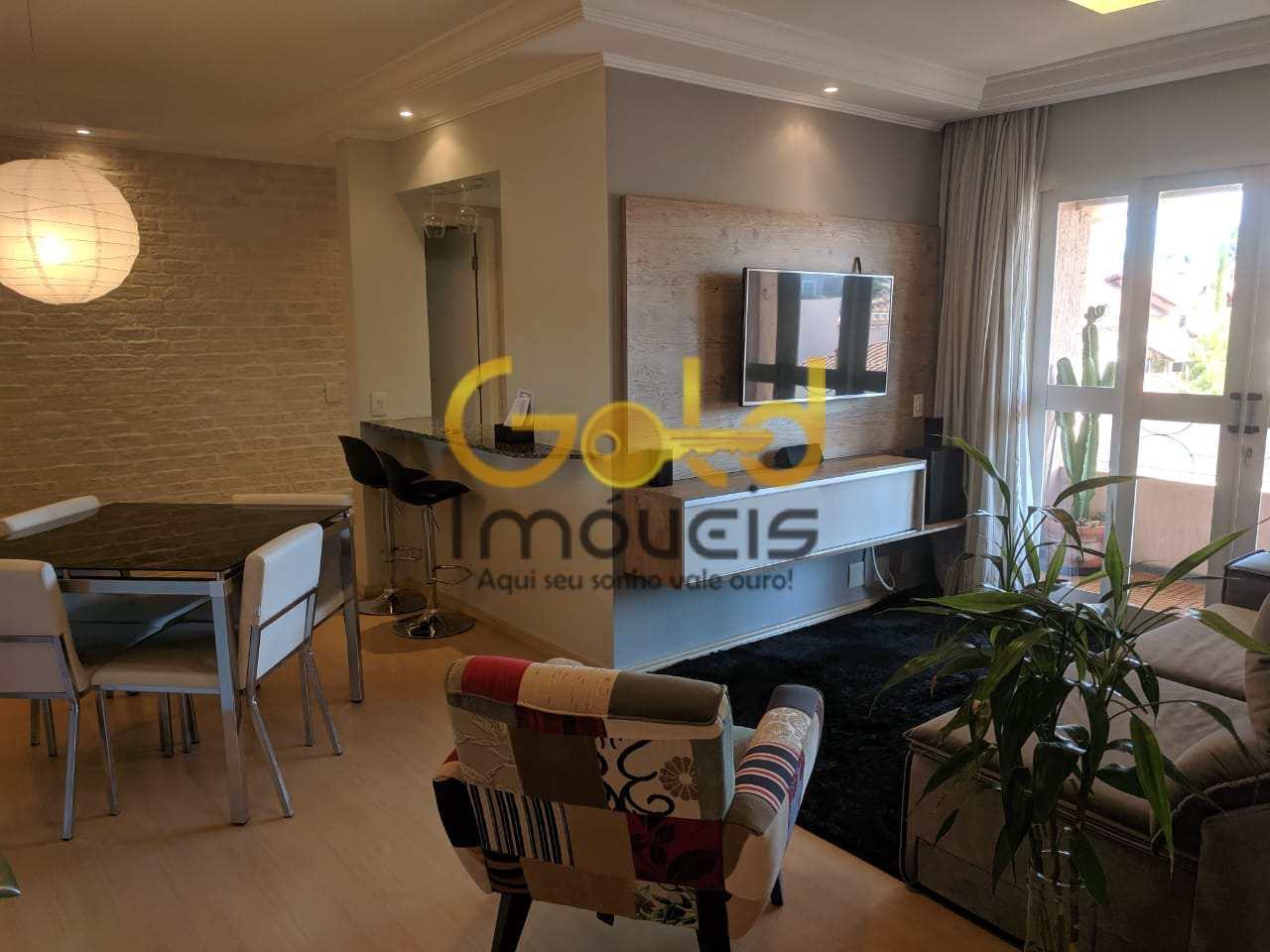 Apartamento com 2 dorms, Jardim Alvorada, São Carlos, Cod: 361