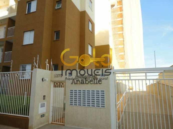 Apartamento com 2 dorms, Centro, São Carlos, Cod: 363