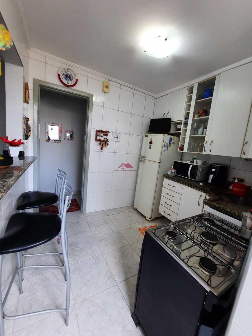 Apartamento com 2 dorms, Embaré, Santos - R$ 375 mil, Cod: SEI295