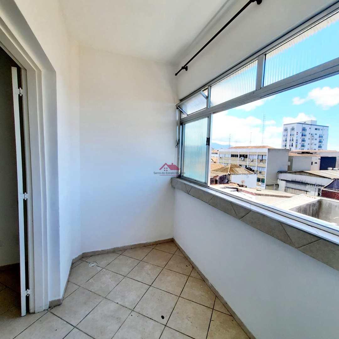 Apartamento com 2 dorms, Encruzilhada, Santos - R$ 310 mil, Cod: Sei297
