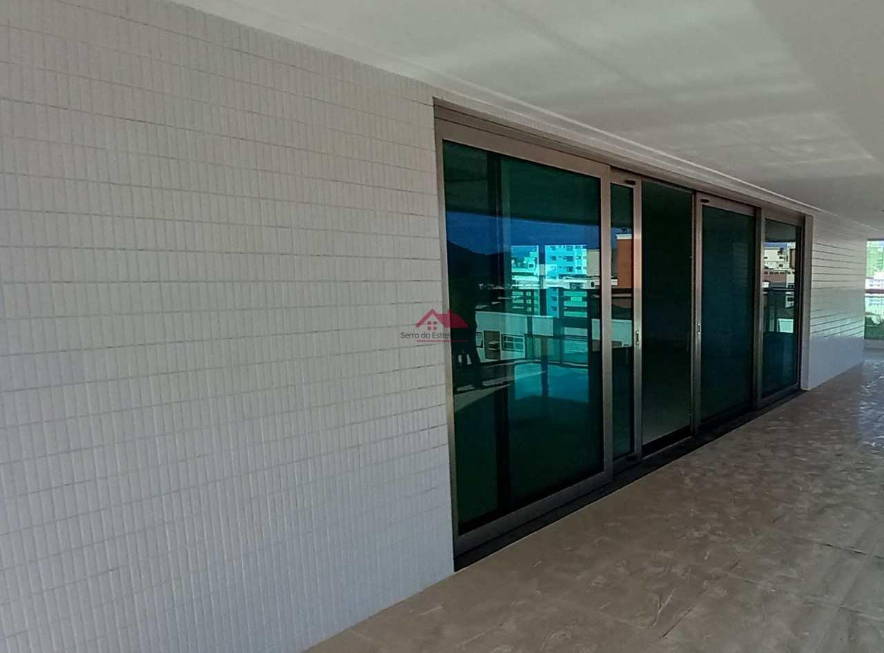 Apartamento com 4 dorms, Ponta da Praia, Santos - R$ 8.39 mi, Cod: SEI300