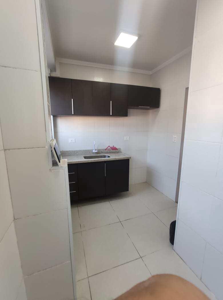 Apartamento com 2 dorms, Jardim Nosso Lar, São Vicente - R$ 170 mil, Cod: Sei303