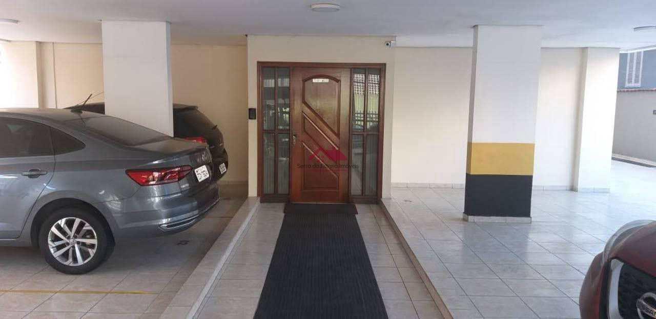Apartamento com 2 dorms, Encruzilhada, Santos - R$ 345 mil, Cod: SEI312