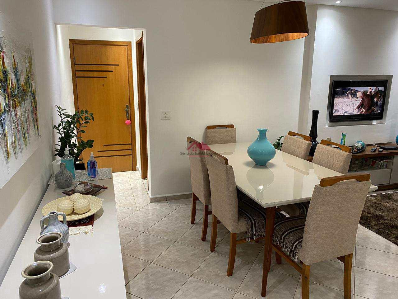 Apartamento com 2 dorms, Campo Grande, Santos - R$ 470 mil, Cod: SEI314