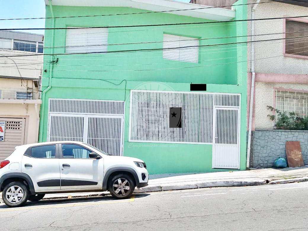 Sobrado com 3 dorms, Osvaldo Cruz, São Caetano do Sul - R$ 550 mil, Cod: 1870