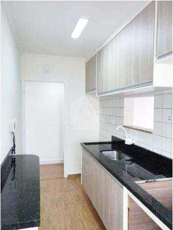 Apartamento com 3 dorms, Vila Luzita, Santo André, Cod: 1991