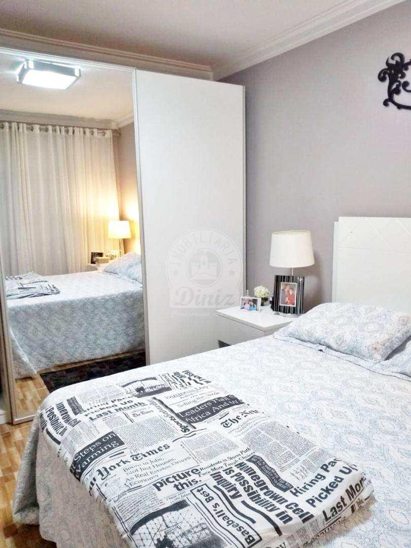 Apartamento com 3 dorms, Campestre, Santo André - R$ 560 mil, Cod: 2102