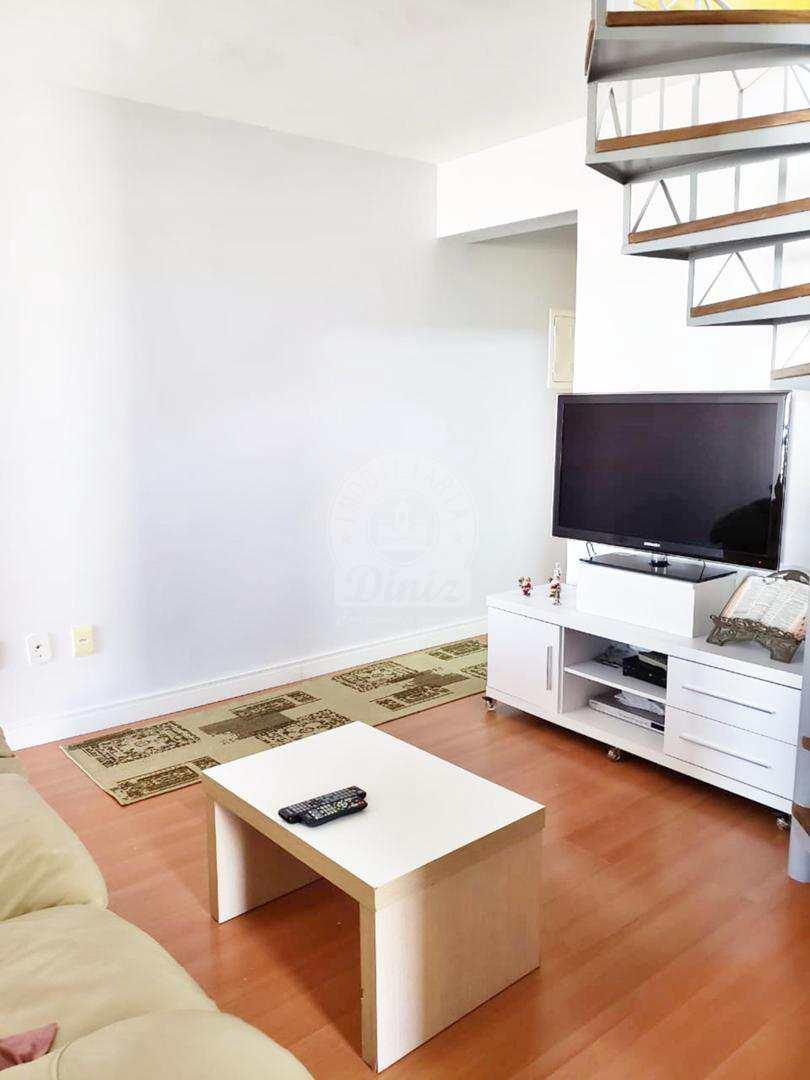Cobertura com 3 dorms, Santa Maria, São Caetano do Sul - R$ 800 mil, Cod: 2297