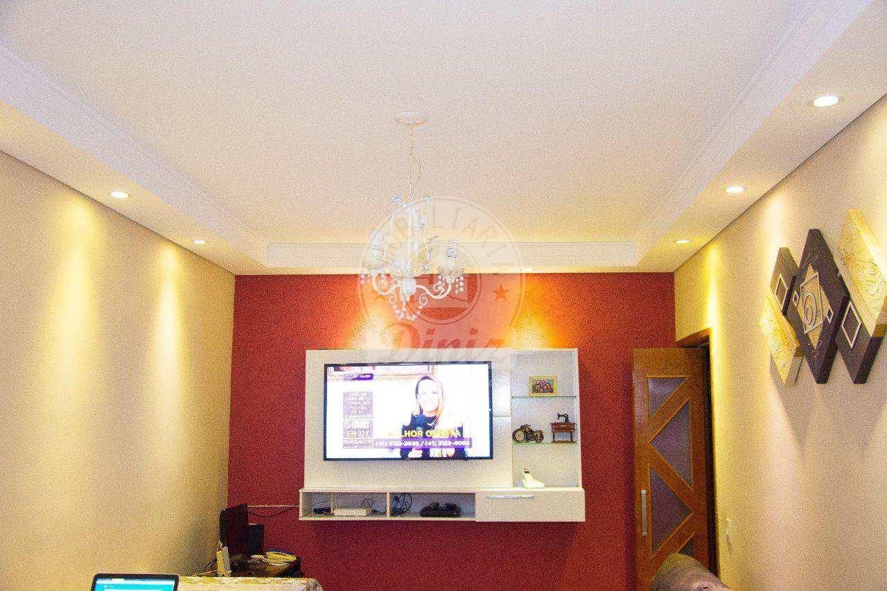 Apartamento com 2 dorms, Nova Gerty, São Caetano do Sul - R$ 450 mil, Cod: 2335