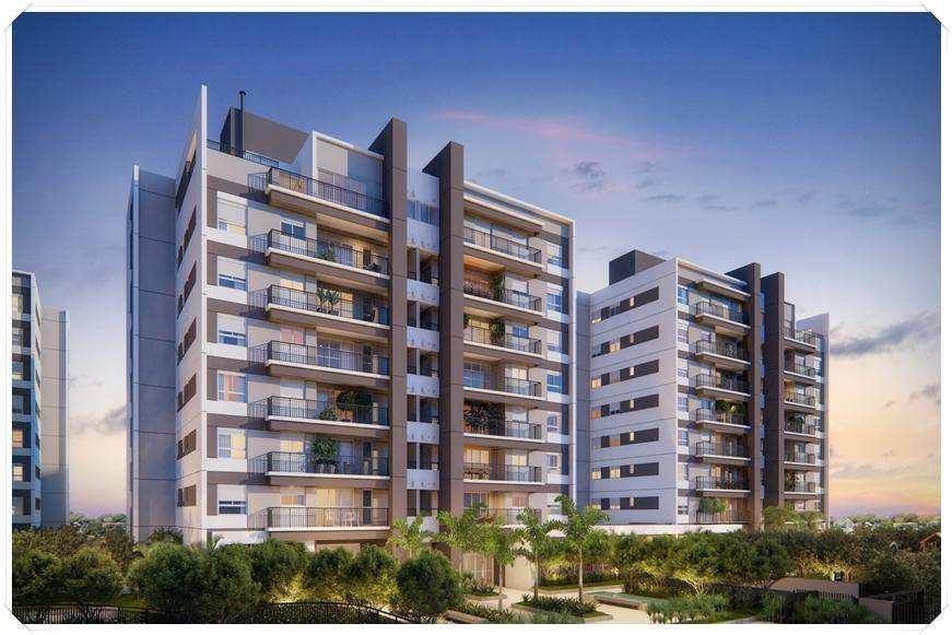 Apartamentos à venda, Swiss Park, Campinas, SP