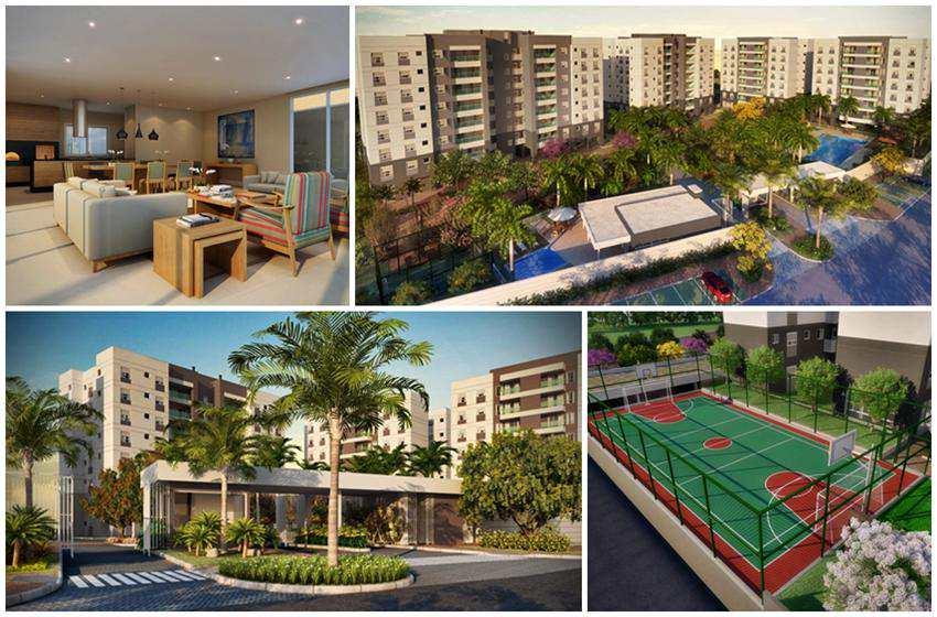 Apartamentos à venda, Jardim América, Paulínia, SP