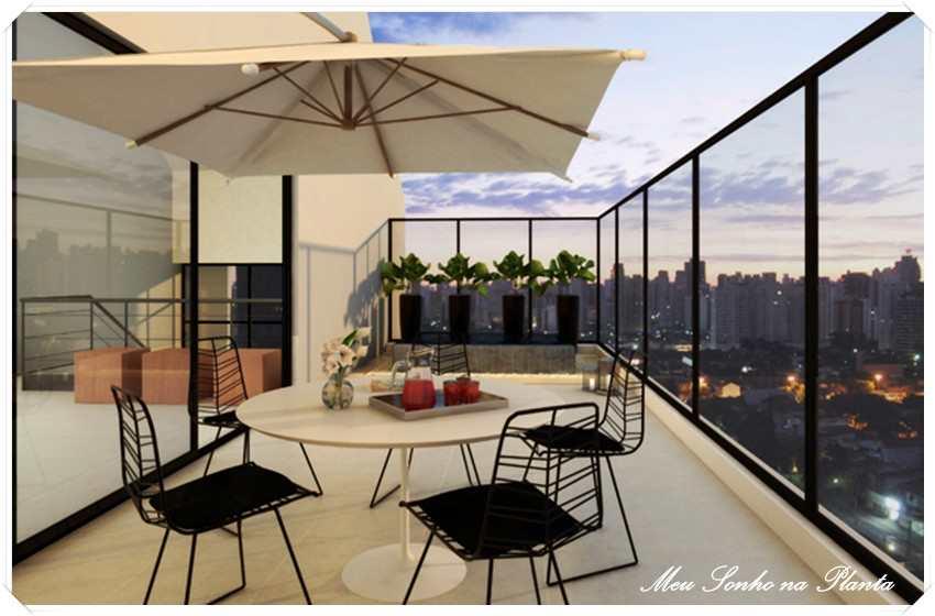 Cobertura Duplex Living Design Cambuí - Novo!