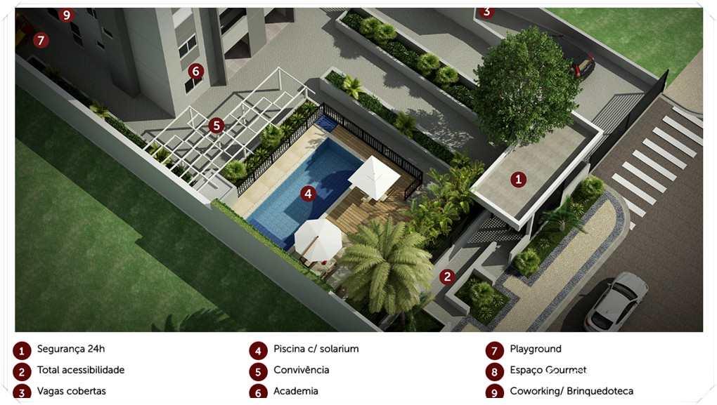Apartamento Morada Park Guanabara