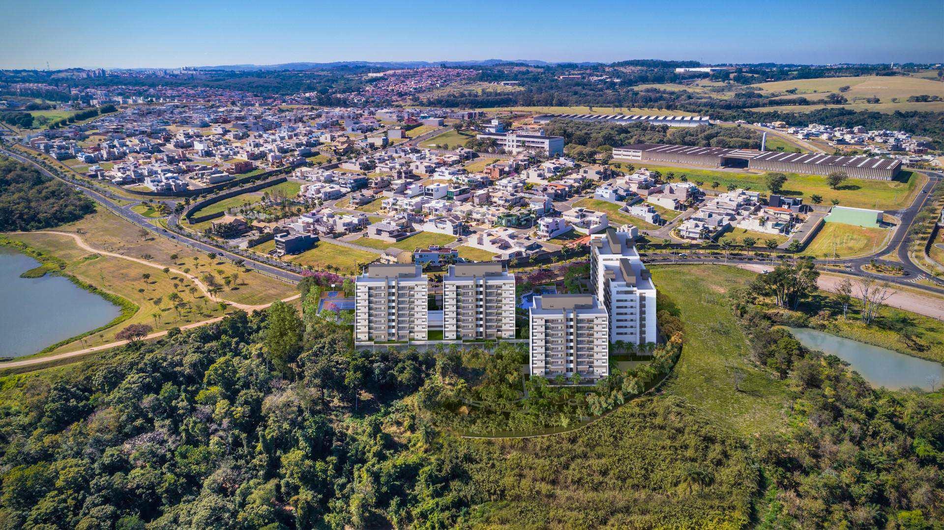 Apartamentos na Planta à venda La Vie Swiss Park Campinas