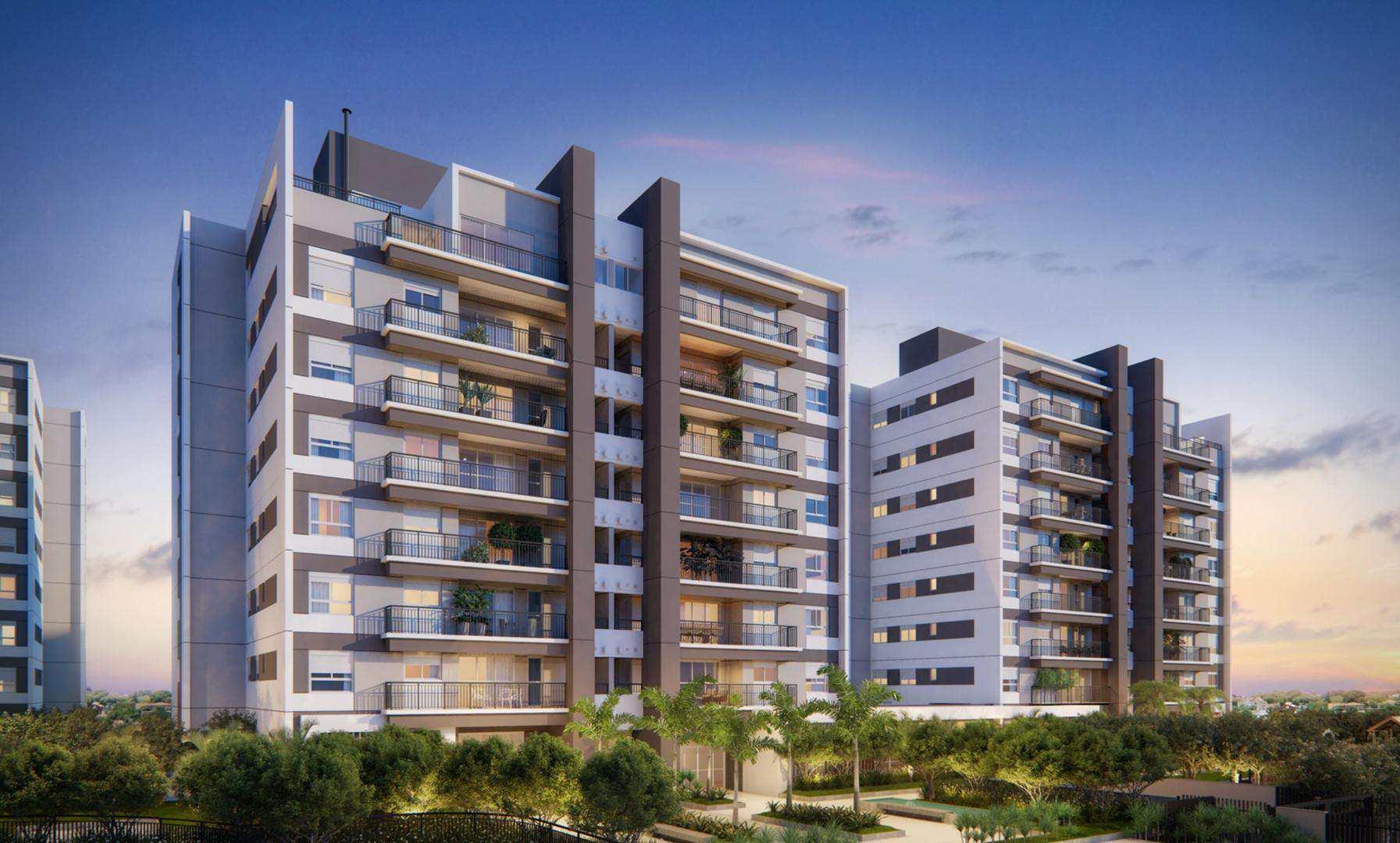 Apartamentos em Lançamento à venda La Vie Swiss Park Campinas