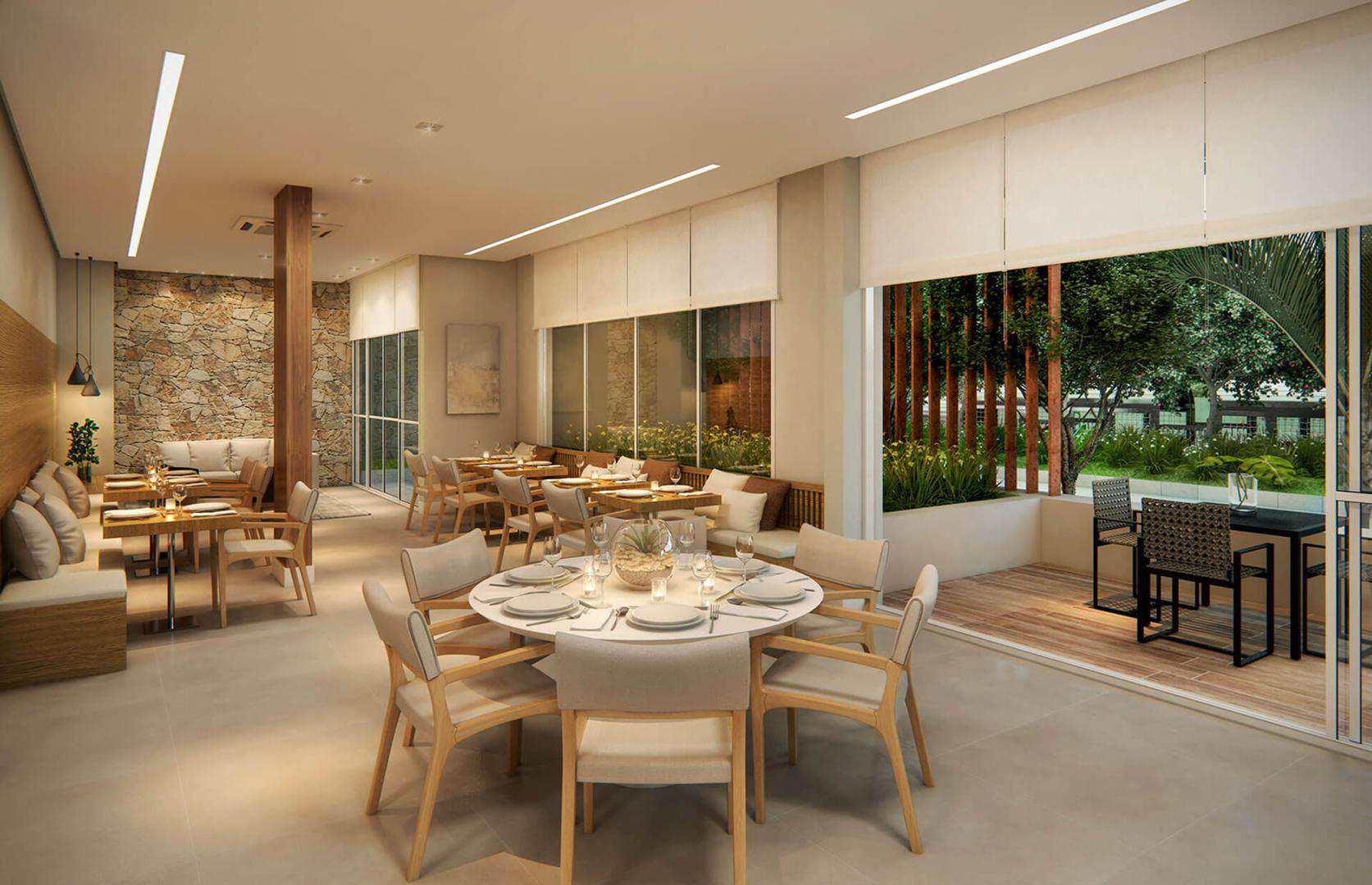 Apartamento alto padrão à venda La Vie Swiss Park