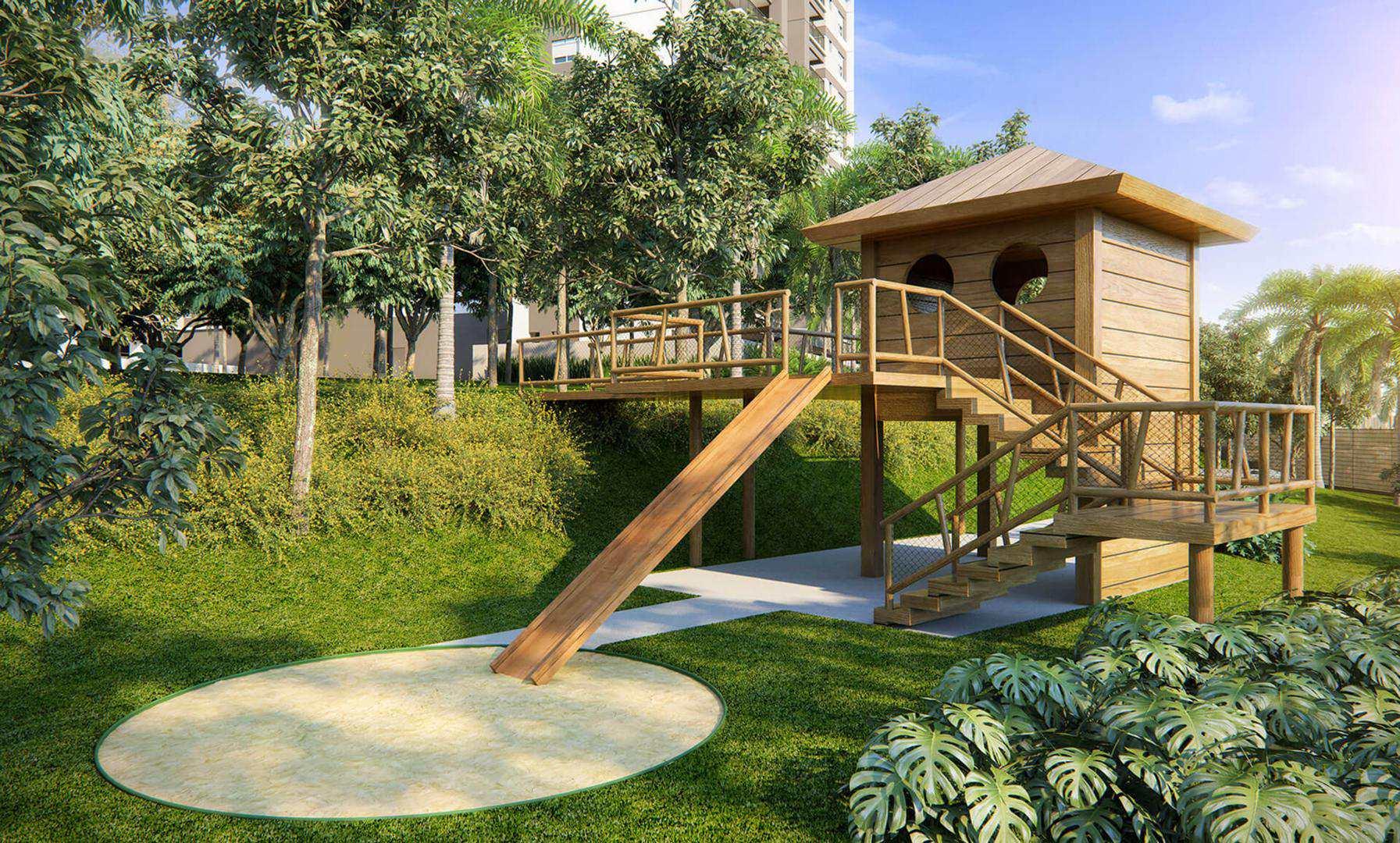 Penthouse La Vie Swiss Park Campinask