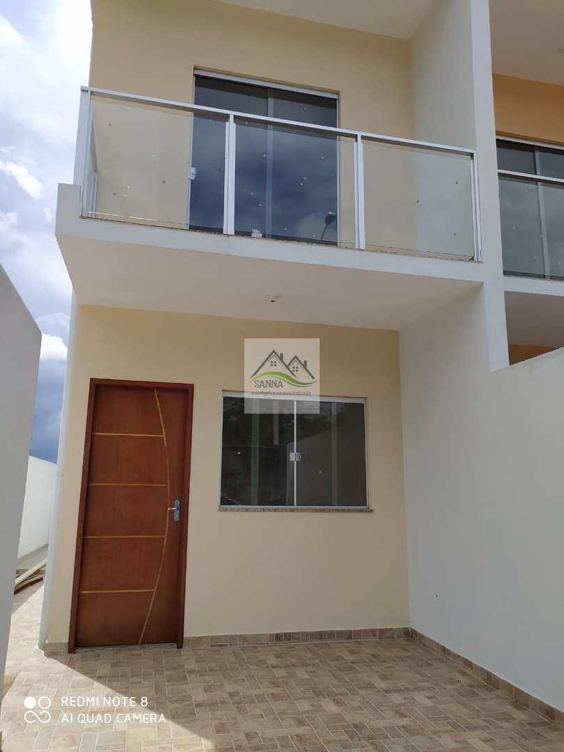 Casa com 2 dorms, NOVO HORIZONTE, Conselheiro Lafaiete - R$ 180 mil, Cod: SN202001