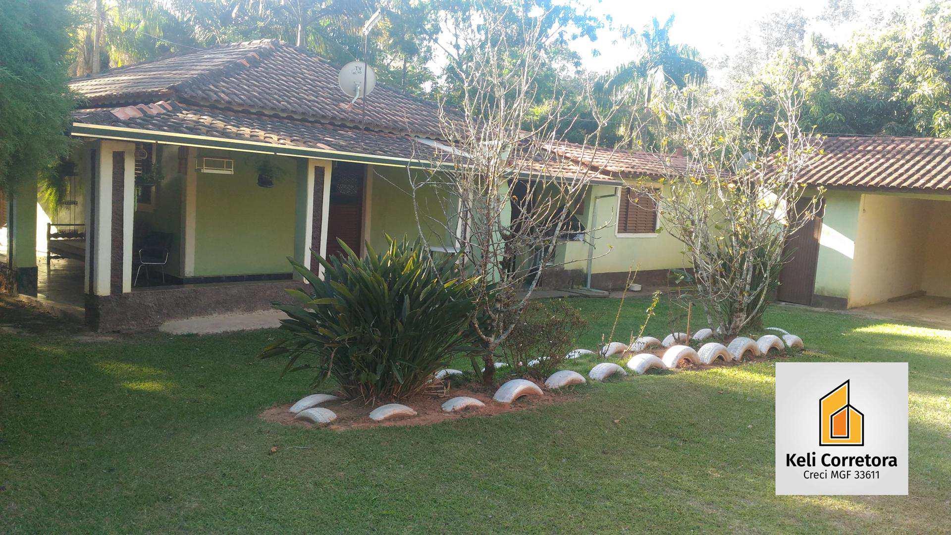 Chácara, Zona Rural, Santa Rita do Sapucaí - R$ 470 mil, Cod: 192