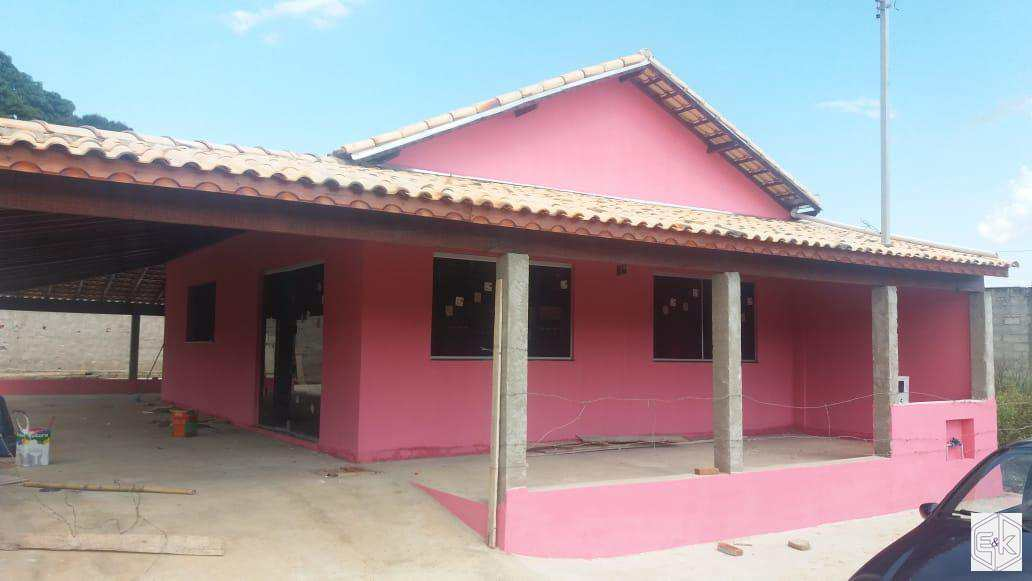 Casa, Santa Felicidade, Santa Rita do Sapucaí - R$ 300 mil, Cod: 233