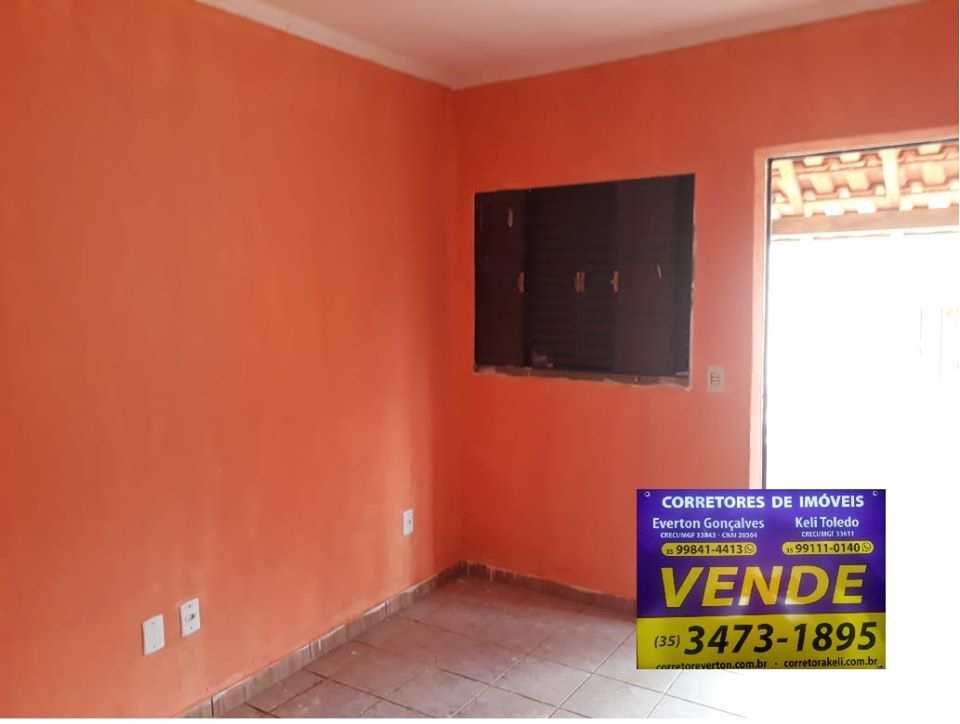 Casa, Conjunto Pedro Sancho, Santa Rita do Sapucaí - R$ 110 mil, Cod: 253