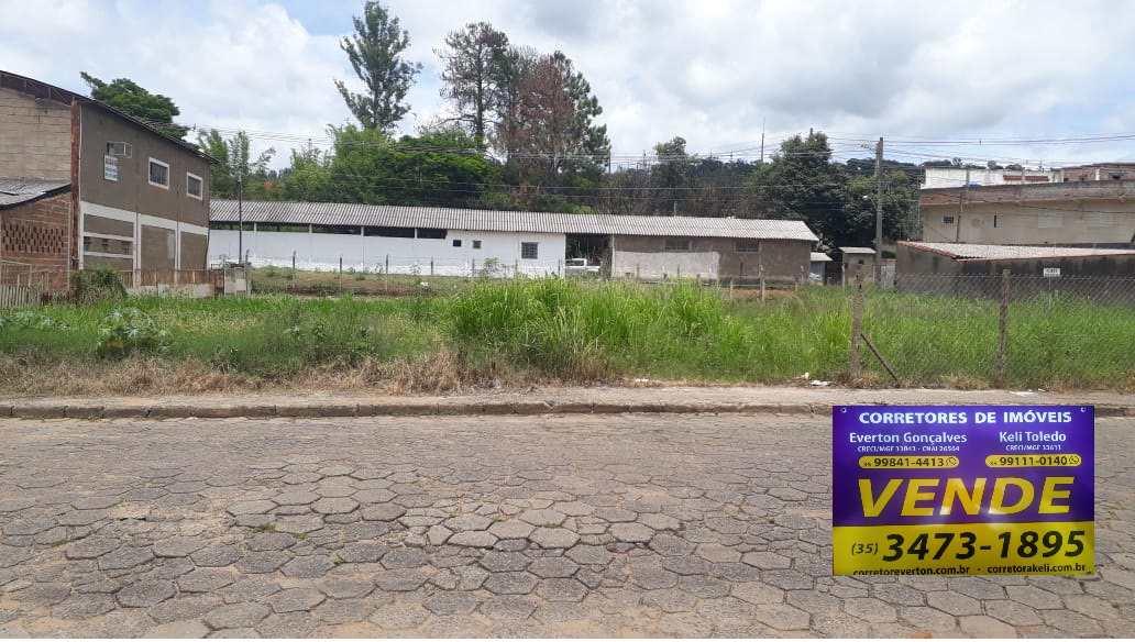 Terreno, Família Andrade, Santa Rita do Sapucaí - R$ 155 mil, Cod: 280