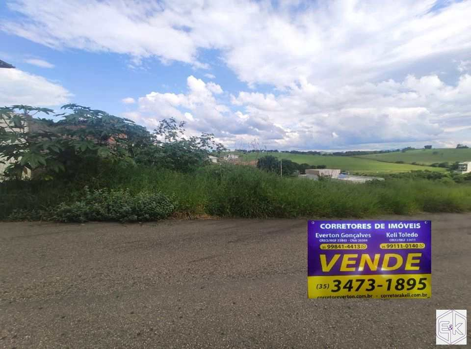 Terreno, Santana II, Santa Rita do Sapucaí - R$ 128 mil, Cod: 300