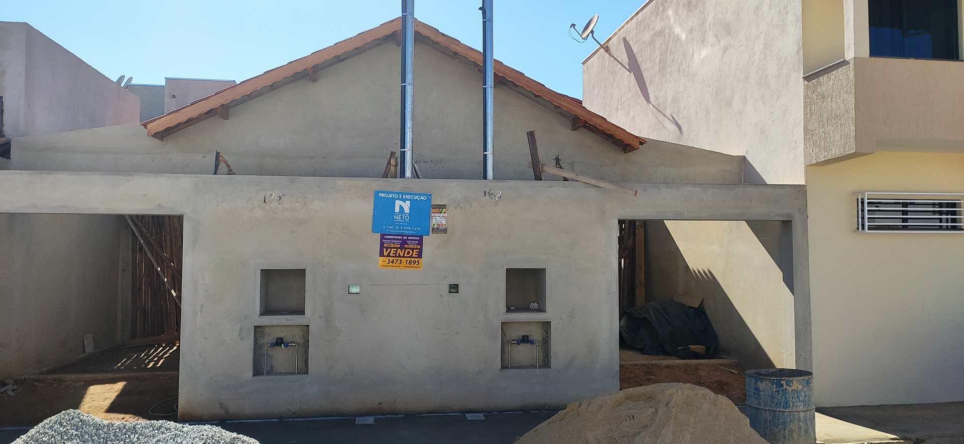 Casa com 2 dorms, Jardim Beira Rio, Santa Rita do Sapucaí - R$ 235 mil, Cod: 12