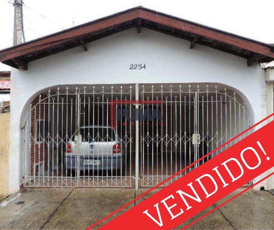 Casa com 3 dorms, Vila Independência, Piracicaba - R$ 340.000,00, 138m² - Codigo: 159