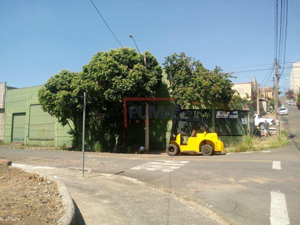Armazém/Barracão, Paulicéia, Piracicaba - R$ 480 mil, Cod: 477